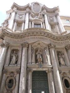 Borromini.San Carlo alle Quattro Fontane.1638-41