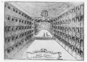 Teatro Grimani.Venetsia