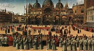 Bellini_True_Cross_procession_Venice_15thC1496.