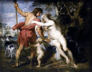 Pieter+Pauwel+Rubens%2C+Venus+and+Adonis%2C+Metropolitan+Museum+of+Art%2C+New+York%2C+1635-1