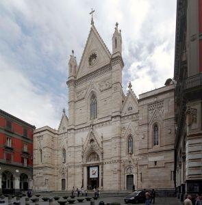 Cattedrale di Napoli.1200-l
