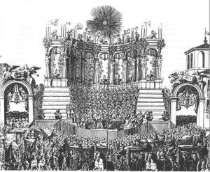 Corelli johtaa Roomassa 1687