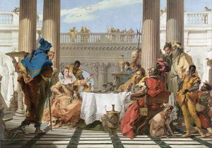 Giambattista_Tiepolo.The_Banquet_of_Cleopatra.1743